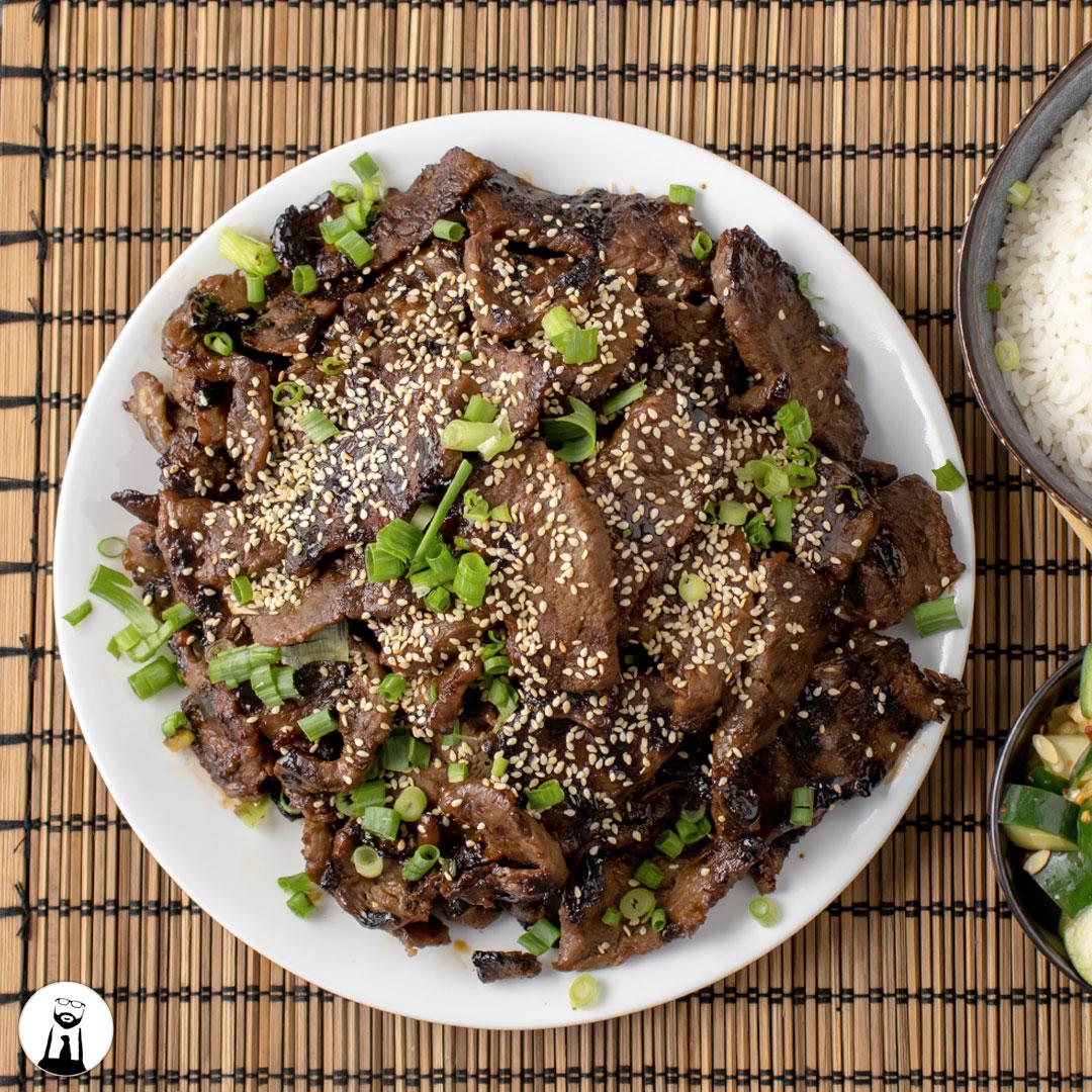 Beef Bulgogi | Mom's Bulgogi from Mangnolia Table
