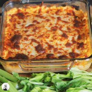 Read more about the article Buffalo Chicken Dip