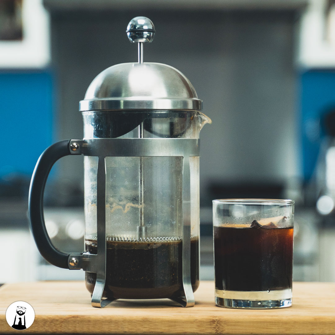 Read more about the article How to Make Cold Brew Coffee in a French Press