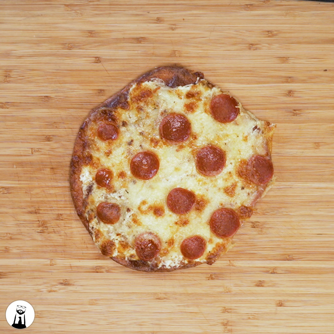 How to Make and Meal Prep Fathead Pizza