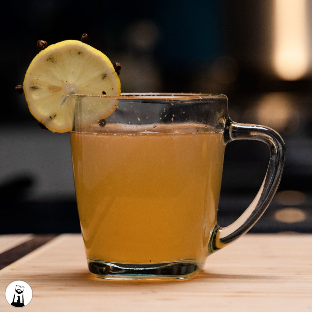 Hot Toddy - Black Tie Kitchen