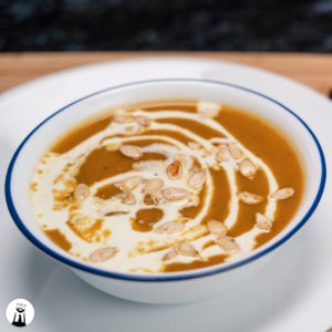 How to Make Roast Butternut Squash Soup