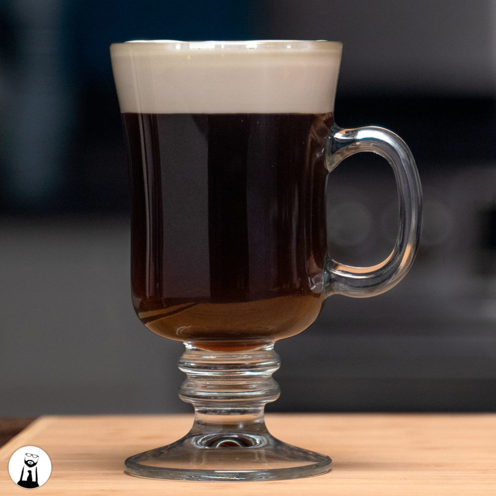 Irish Coffee - Black Tie Kitchen