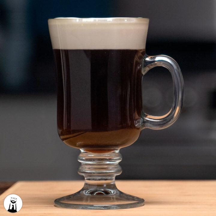 Irish Coffee - Black Tie Kitchen
