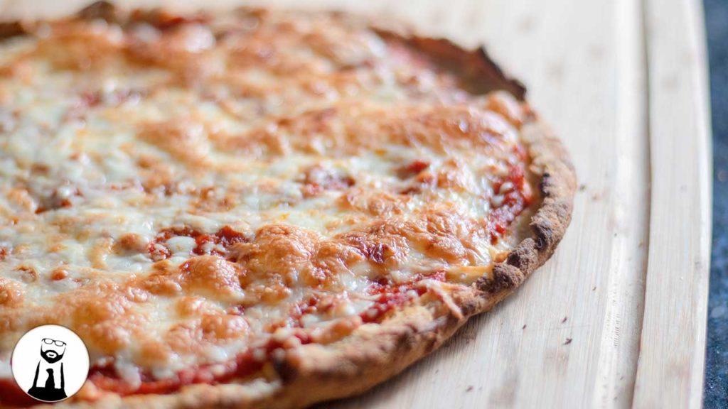 Keto Pizza - Black Tie Kitchen