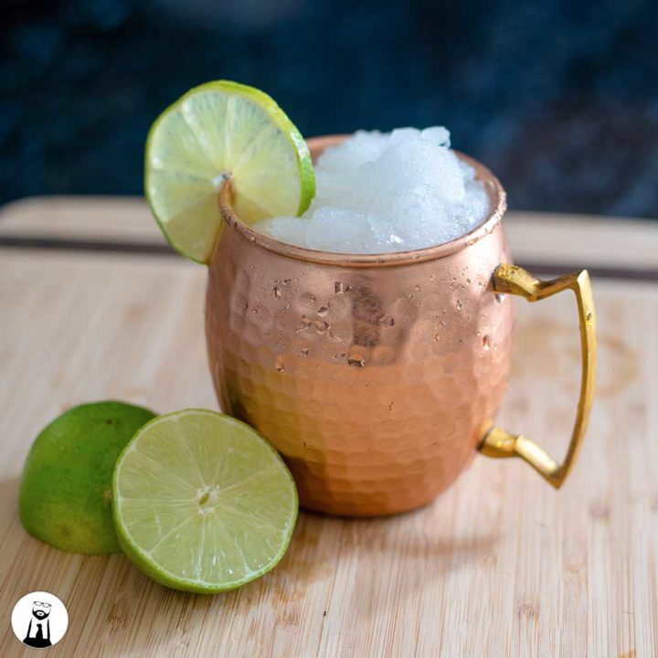 Moscow Mule - Black Tie Kitchen
