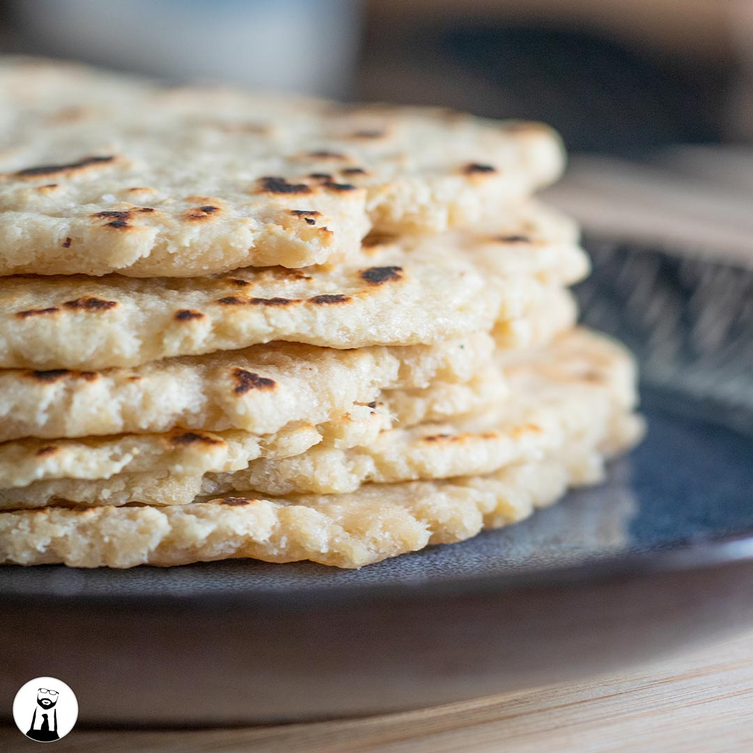Low-Carb & Keto Tortillas