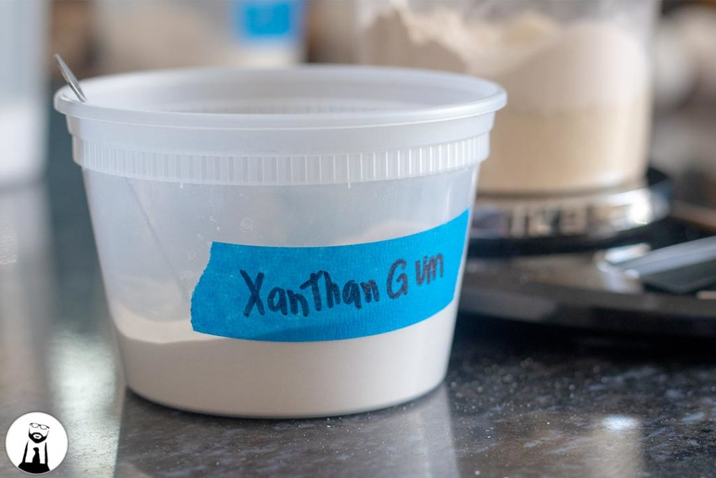 Xanthan Gum - Black Tie Kitchen