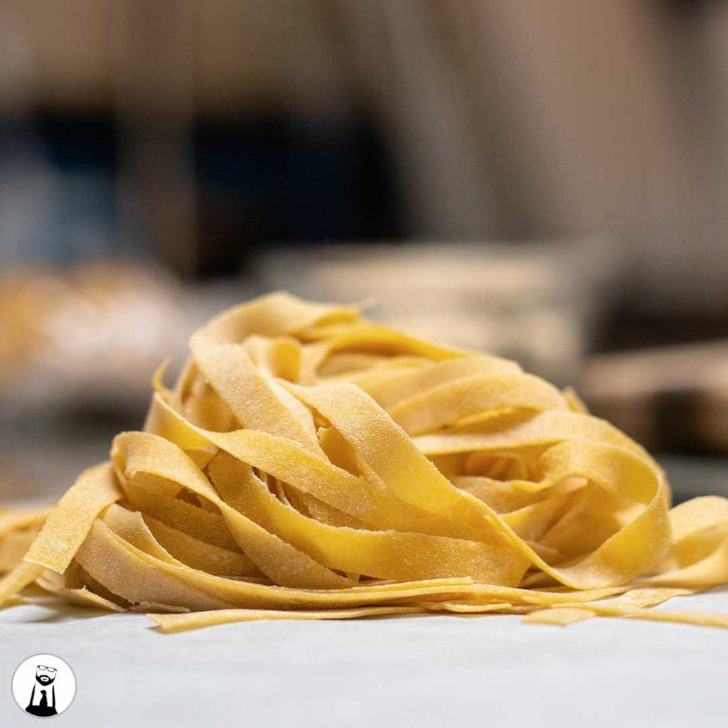 Keto pasta Noodles - Black Tie Kitchen
