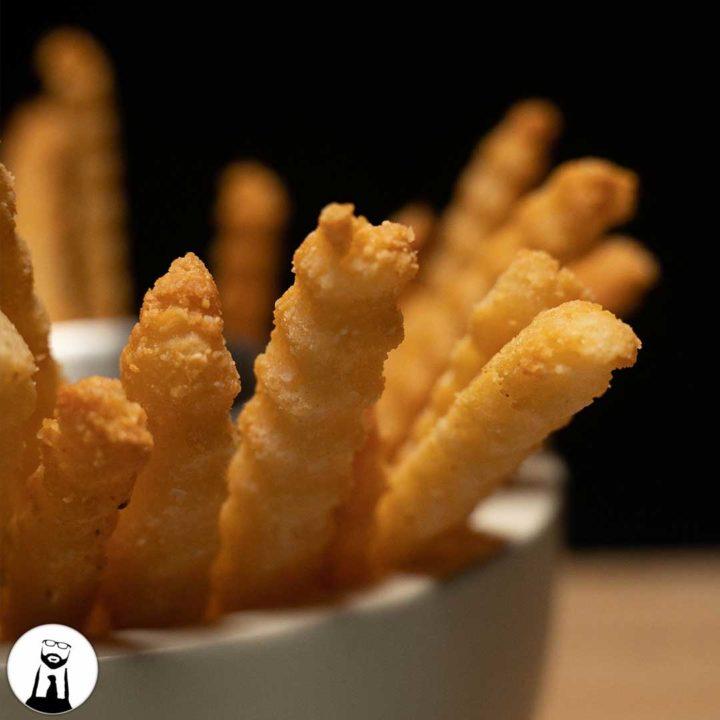 French Fries Black Tie Kitchen