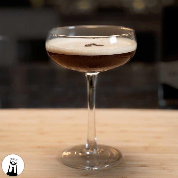 Espresso Martini - Black Tie Kitchen